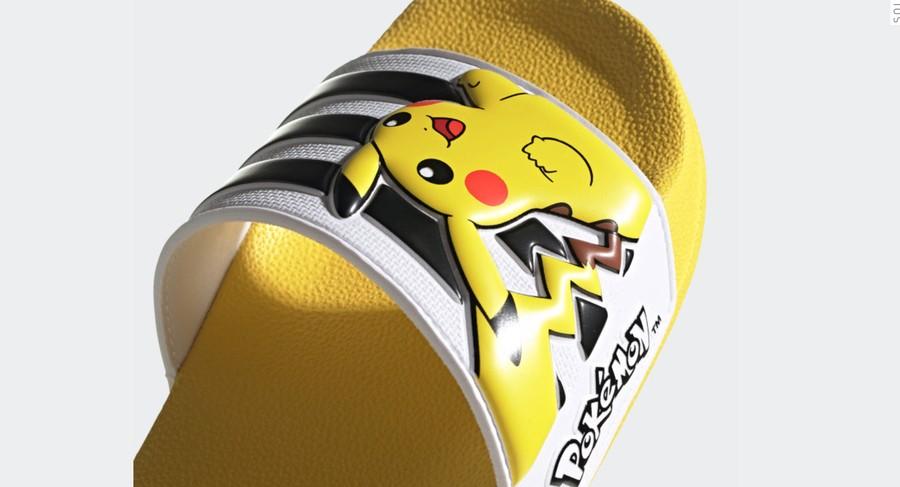 Adidas Pikachu