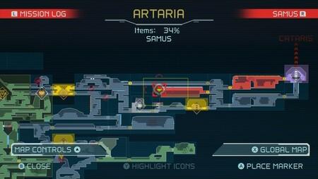 Metroid Dread Missile Tank Locations