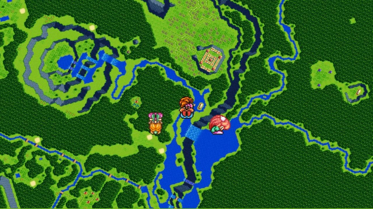 Super Nintendo Emulator Brings HD To Mode 7 Retro Classics