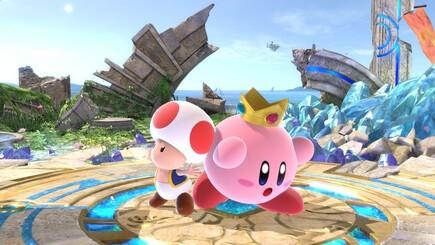 13. Peach Kirby