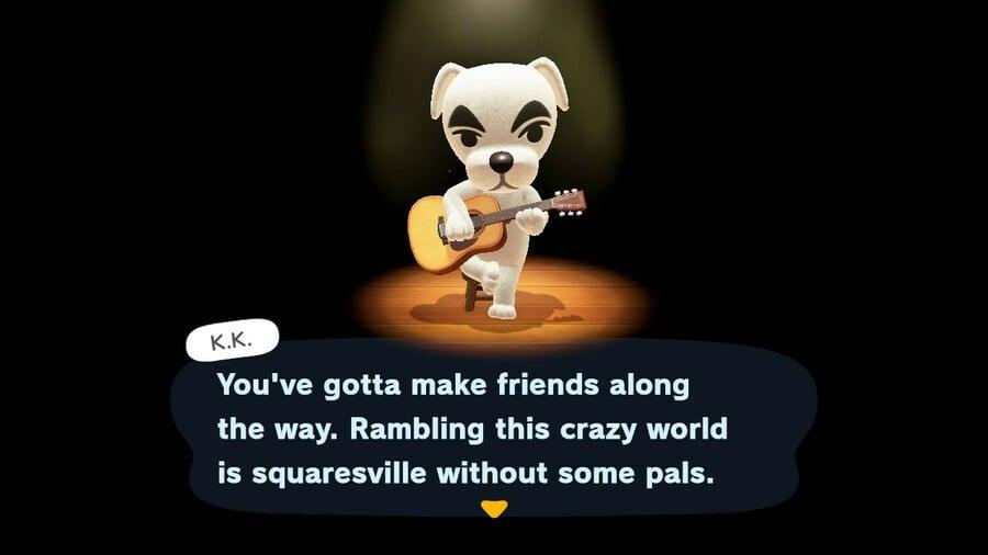 Animal Crossing KK Slider