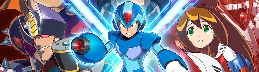Mega Man X Legacy Collection (Switch eShop)
