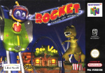 Rocket: Robot on Wheels (N64)