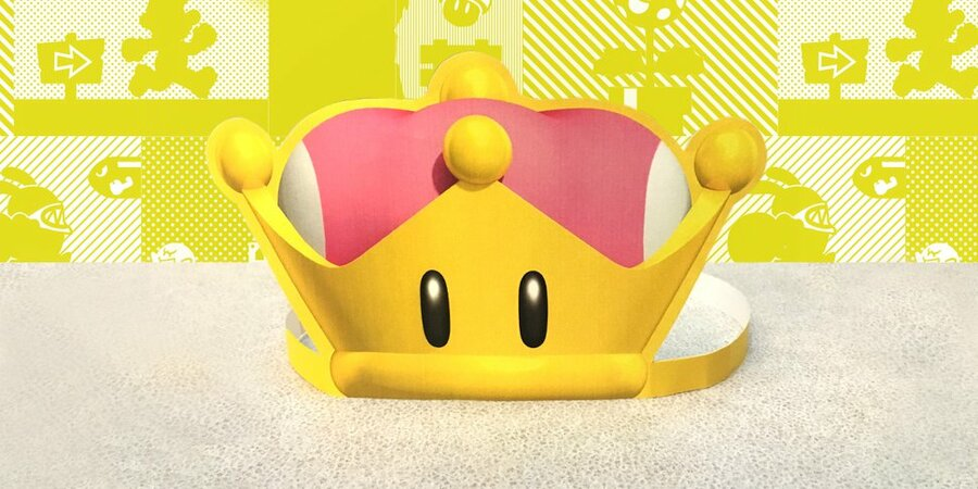 Super Craft Paper Crown Img