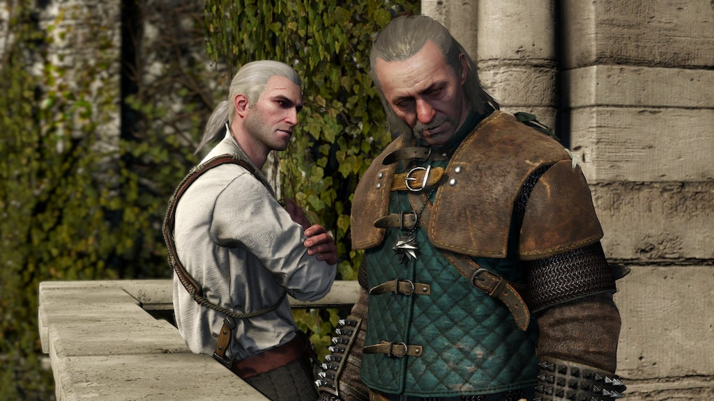 The Witcher's animated film is all about Vesemir
