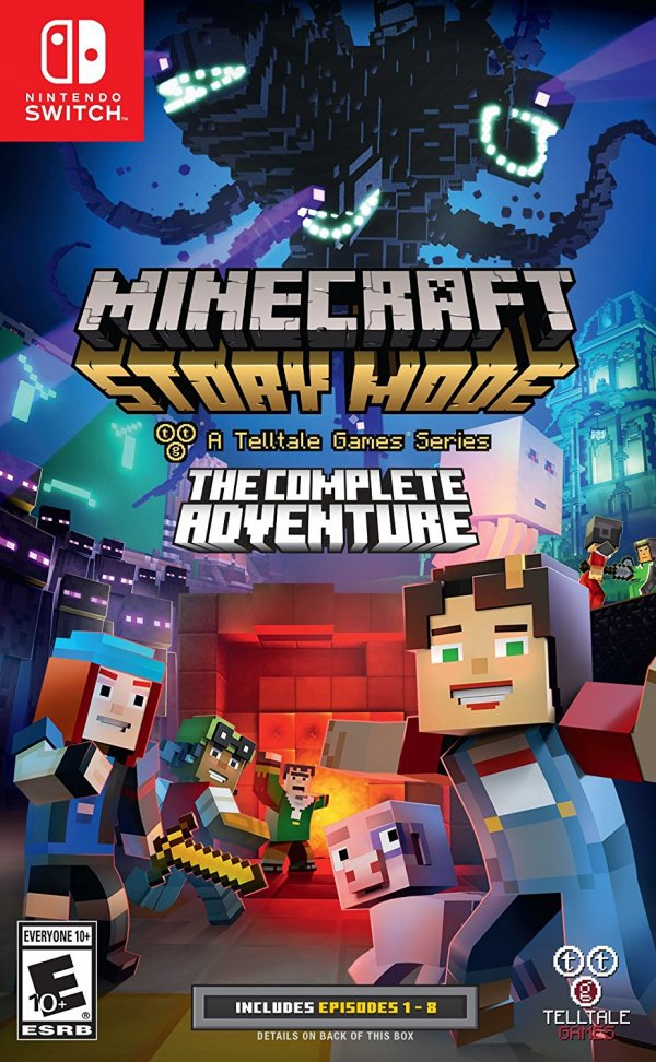 minecraft story mode download free pc ocean of games