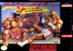 Street Fighter II' Turbo: Hyper Fighting (SNES)