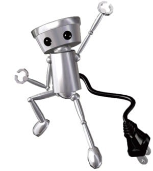 Chibi-Robo wants to plug into the West