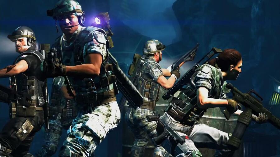 Aliens Colonial Marines Tactical Multiplayer Trailer 10