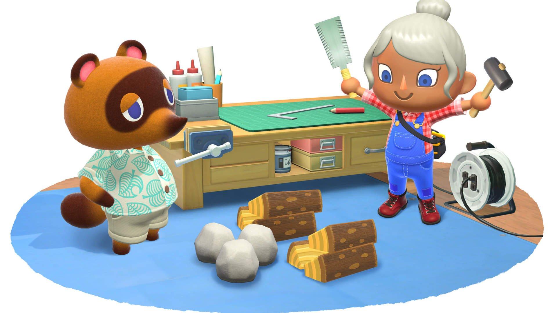 Fresh Gameplay Details For Animal Crossing New Horizon Emerge ...