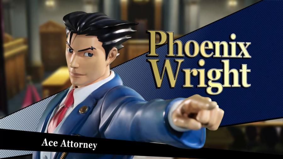 Phoenix Wright Ace Attorney − Dual Destinies Phoenix Wright Statue Teaser 0 20 Screenshot