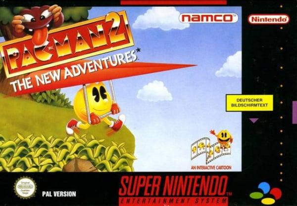 Pac Man 2 The New Adventures Review Wii U Eshop Snes Nintendo Life