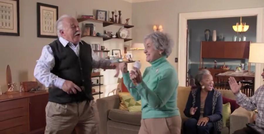 Wii Sports Club Grannie
