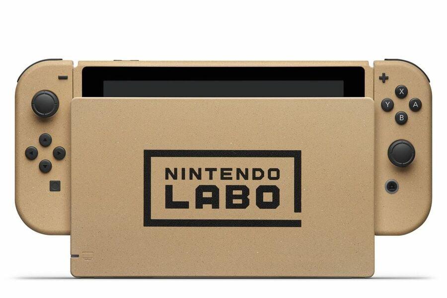 Labo Switch