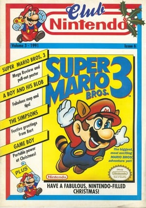 An early issue of Club Nintendo