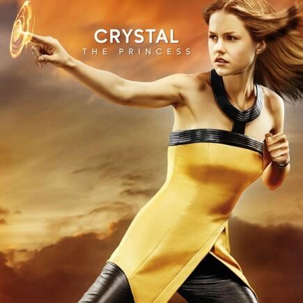 Crystal (Inhumans, ABC)