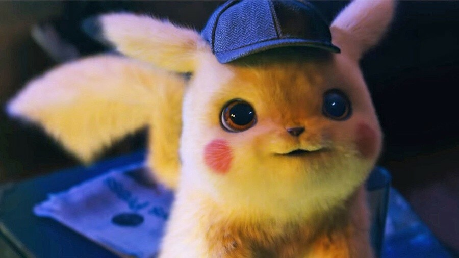 Pikachu Live Action