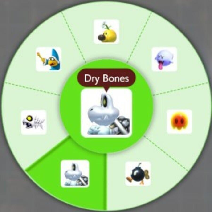 Dry Bones Shell