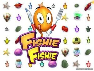 Wii love fish!
