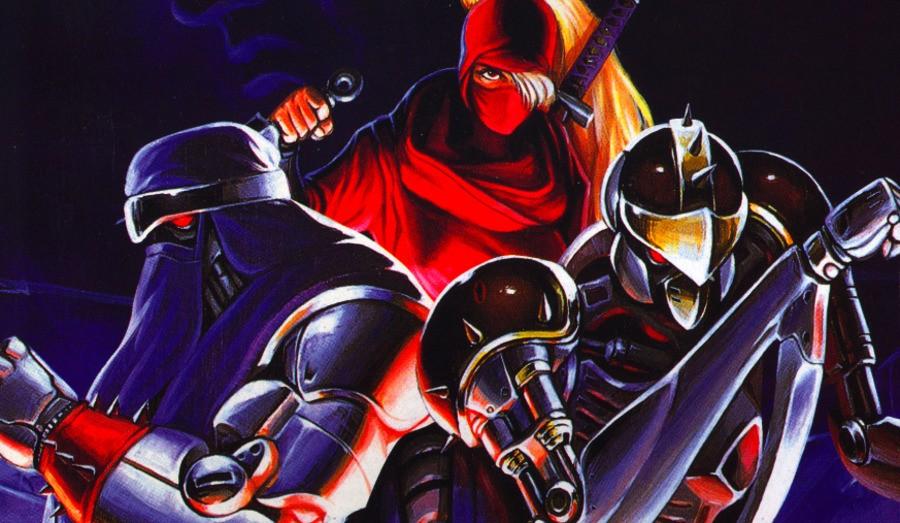 Ninja time!