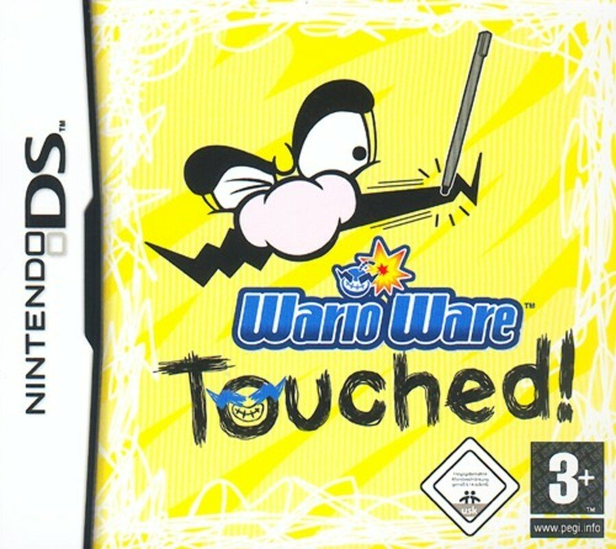 46089 Wario Ware - Touched! (E) (Wet 'N' Wild) 9