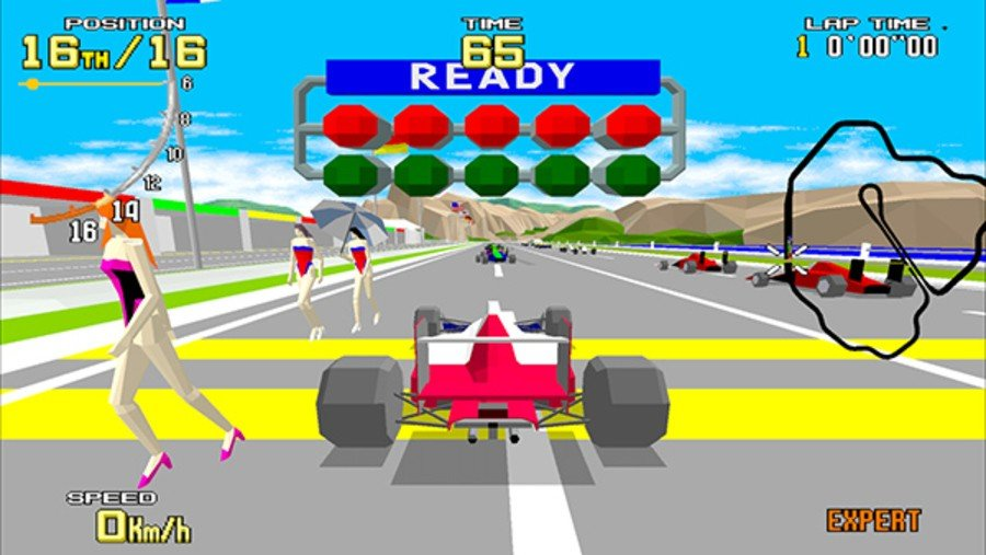 Virtua Racing Joins The Sega AGES Line On Nintendo Switch
