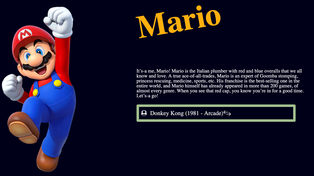 Fans Create Website With Descriptions For All Smash Bros