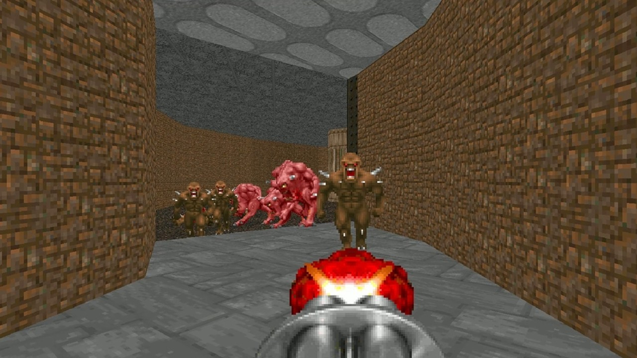Bethesda Says Login For Classic DOOM Games On Switch Should
