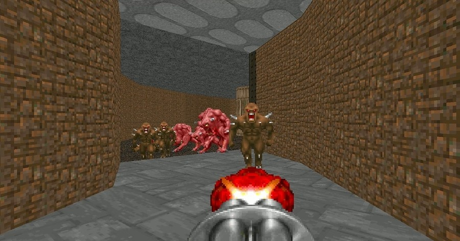 DOOM II Switch EShop