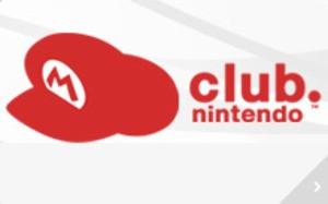 Club Nintendo is here!