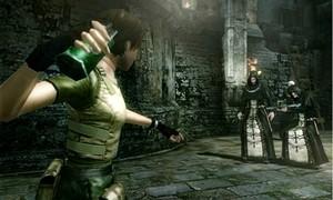 Capcom vs. the baying hordes. Only joking.