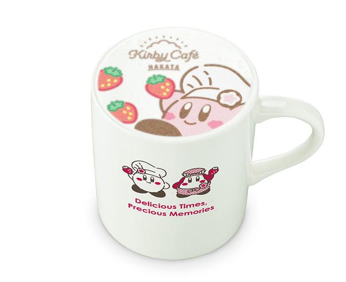 """Conoce el """"Kirby Café"""" que reabrirá en noviembre en Japón 9"""