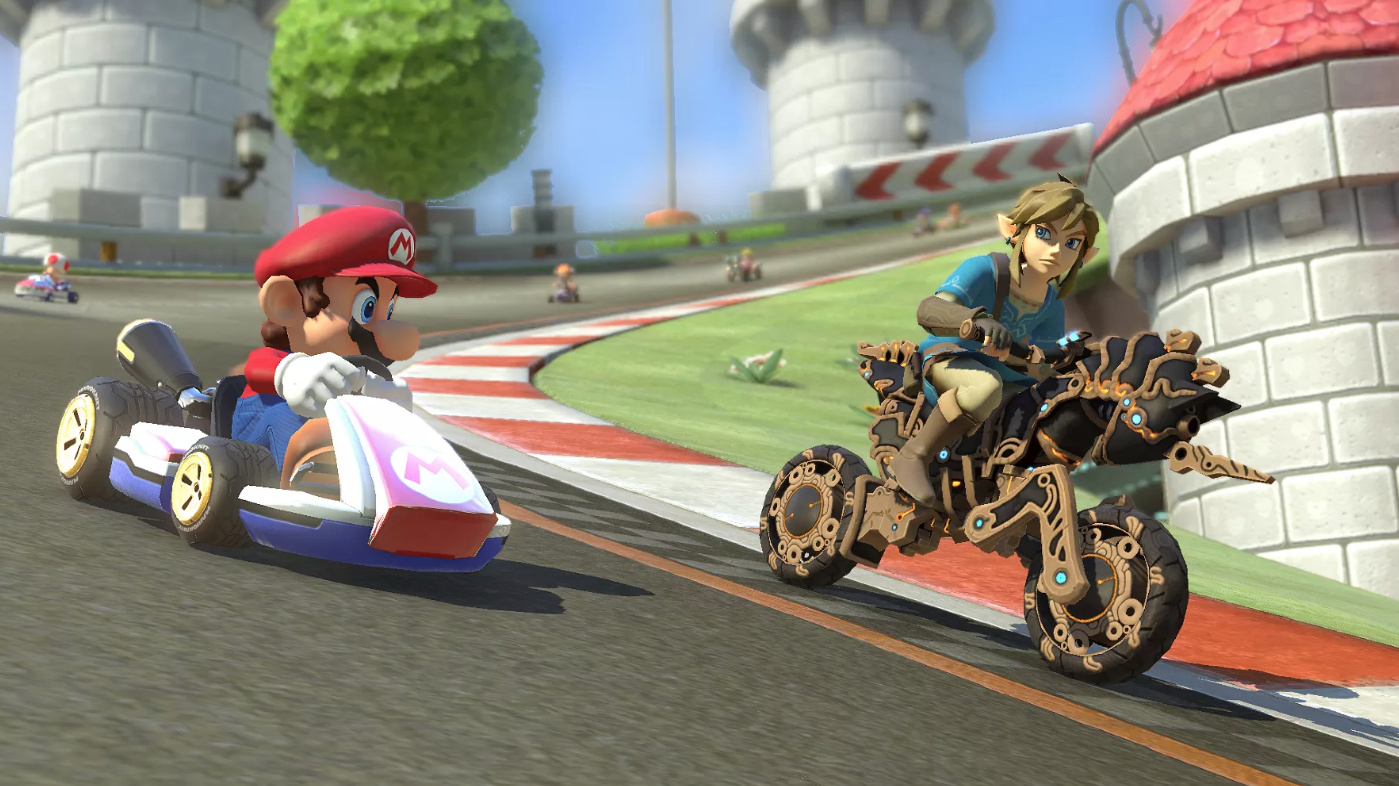 Mario Kart Tour Beta Test Emails Appear To Be Rolling Out To Lucky Players