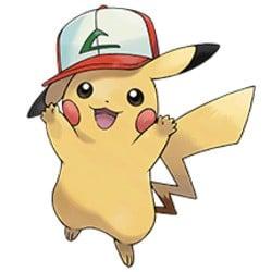 Ash's Pikachu Pokémon Sword Shield