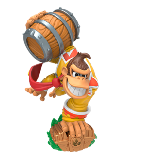 Turbo Charge Donkey Kong amiibo
