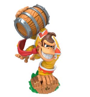 Turbo Charge Donkey Kong amiibo