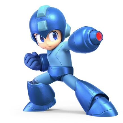 46. Mega Man
