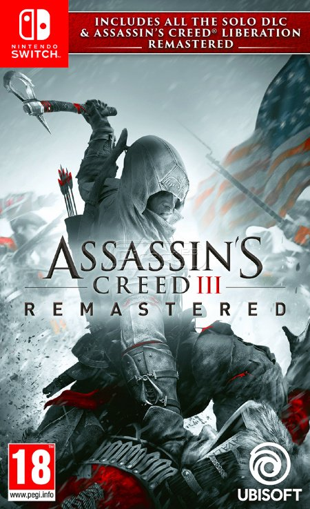 Assassin's Creed III Remastered Review (Switch) | Nintendo Life