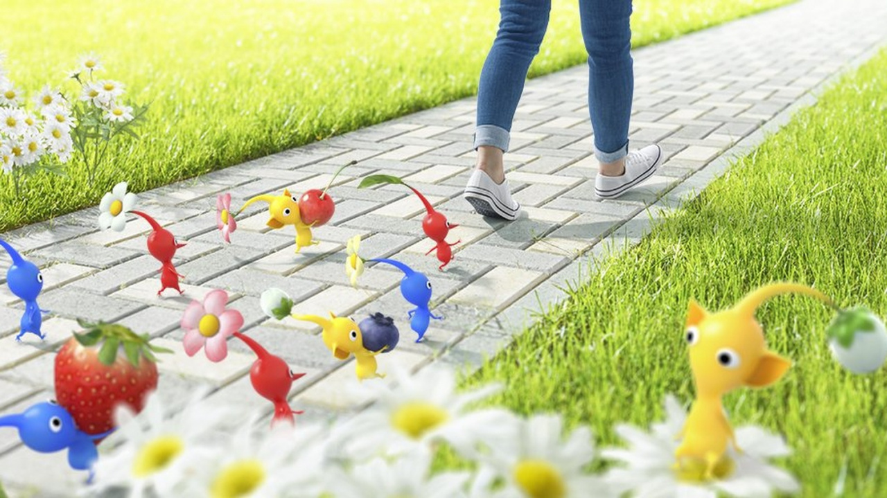 Some Lucky Fans Have Already Played Niantic's New Pikmin Game, Here Are The First Details
