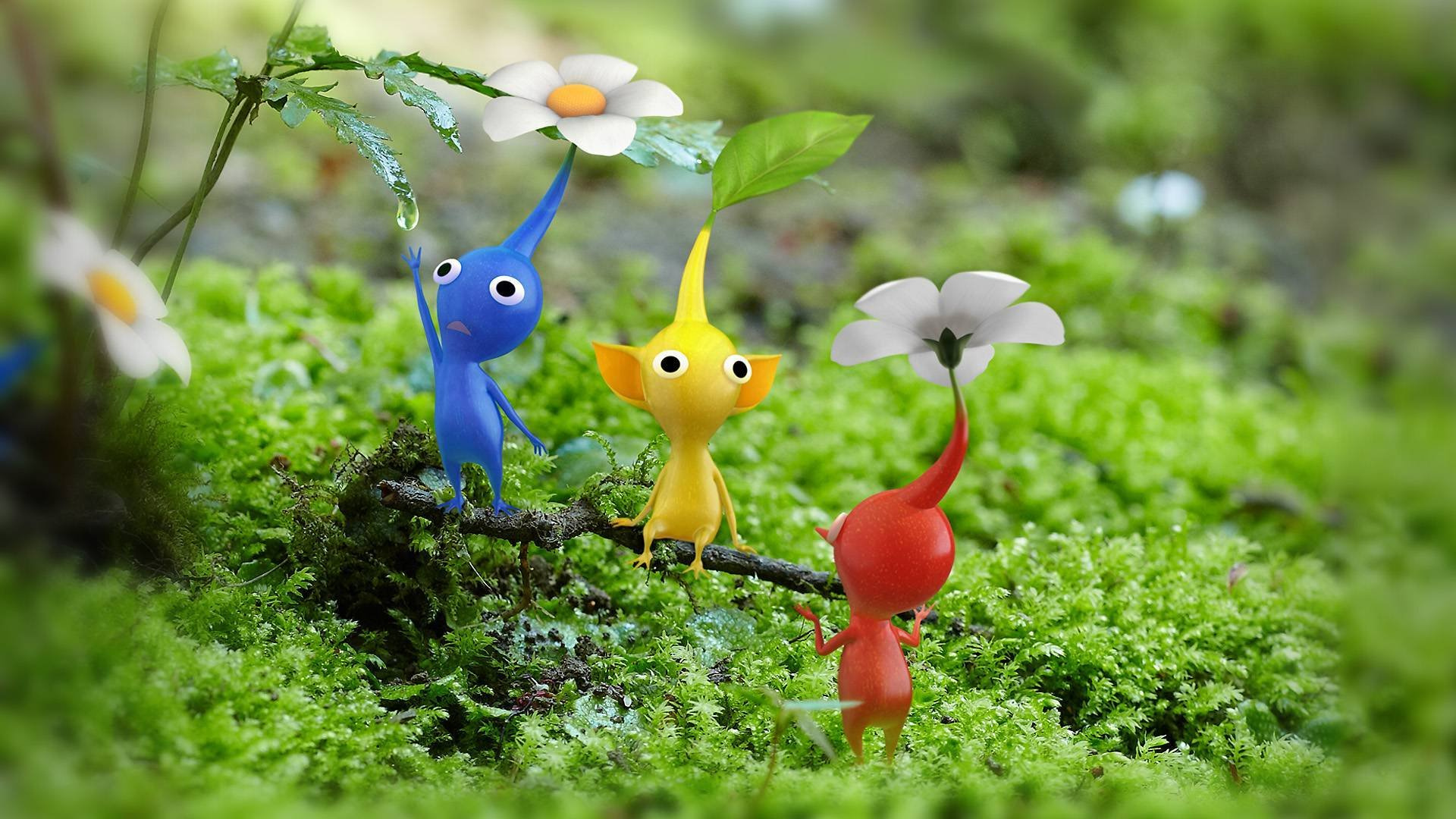 Rumours About Pikmin 3 Coming To Nintendo Switch Intensify Nintendo Life