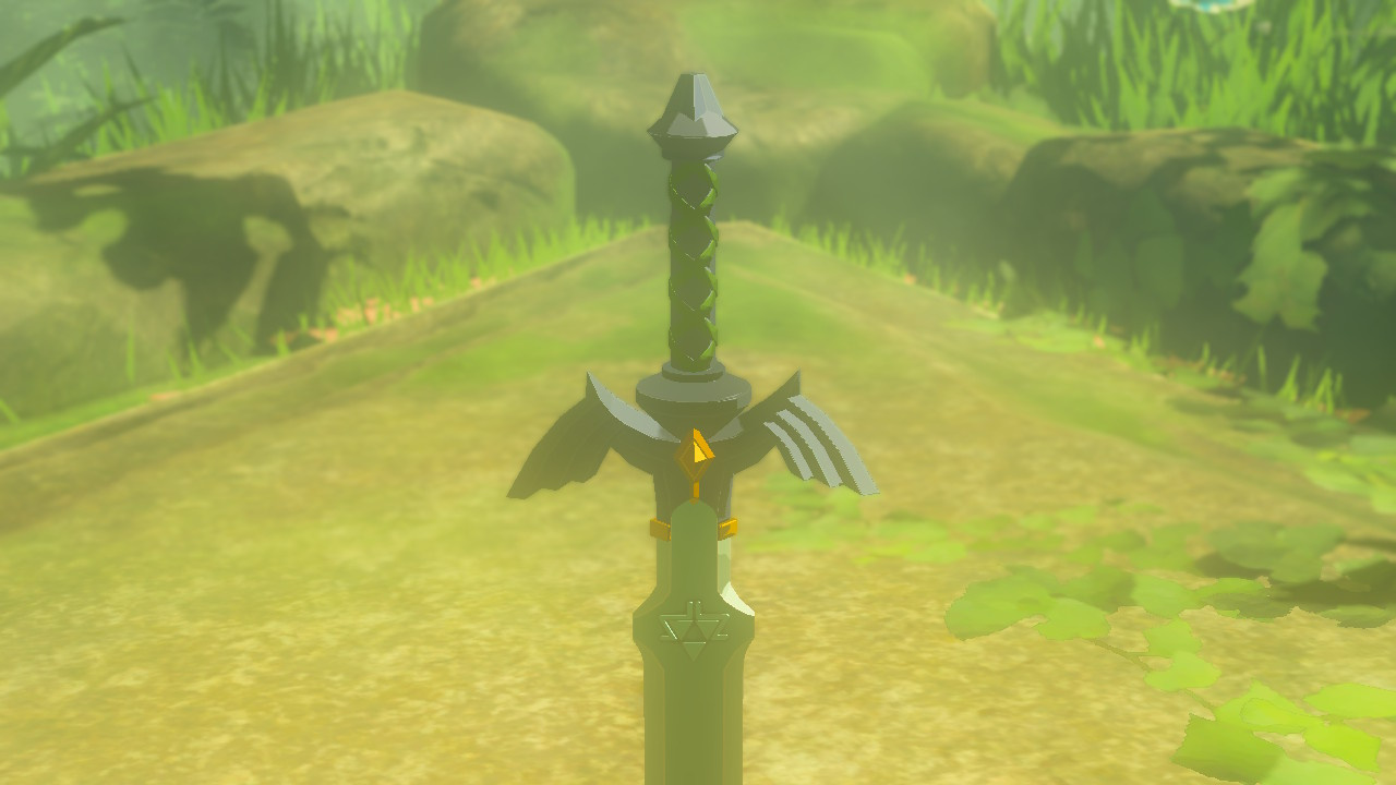 How To Beat Zelda: Breath Of The Wild's Trial Of The Sword