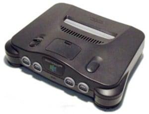 The humble N64