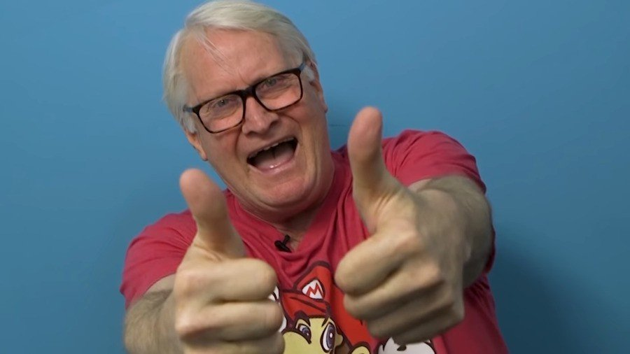 Charles Martinet It's A Me, Mario! Meet The Record Breakers 0 12 Screenshot