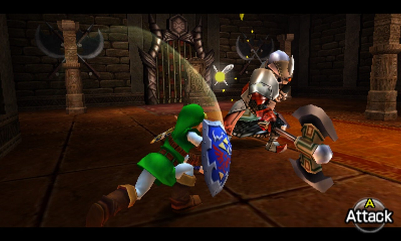 A 20th Anniversary Zelda Adventure - Playing Ocarina Of Time For The