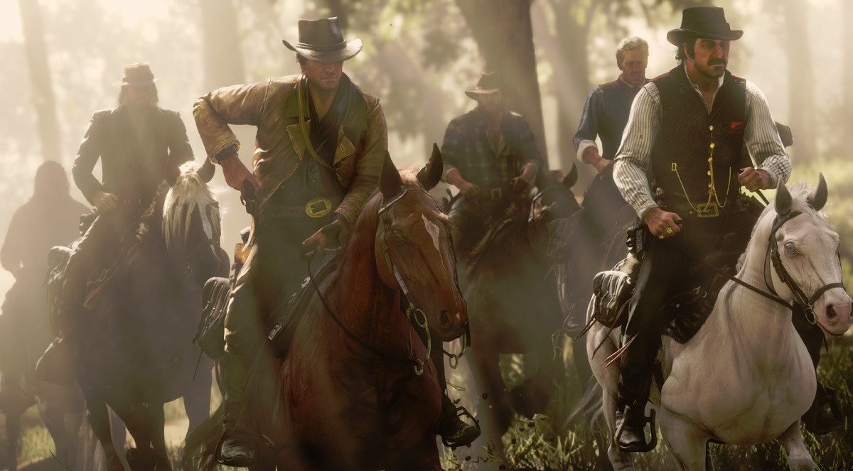Target Australia Seems To Think Red Dead Redemption 2 Is