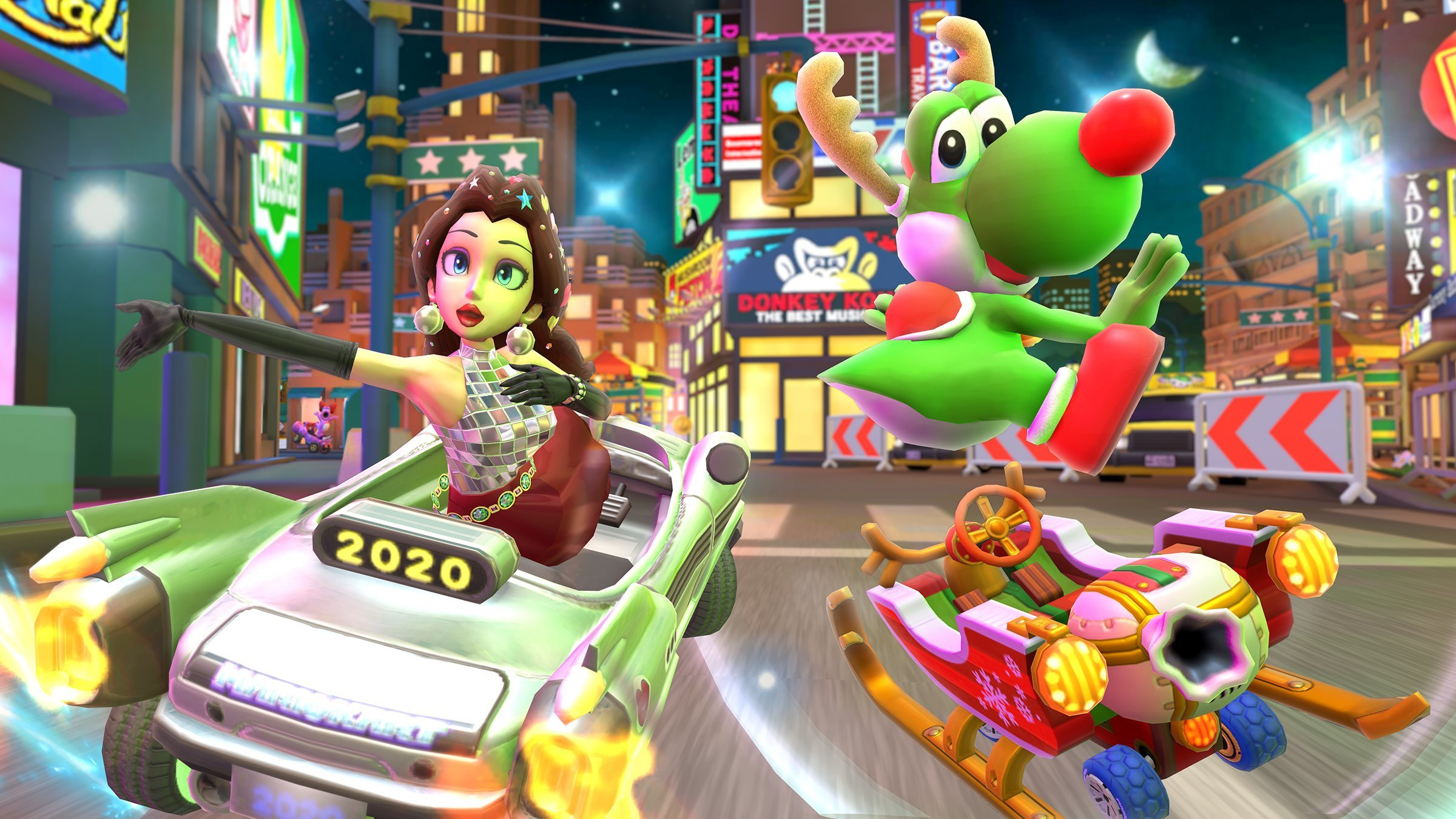 Birdo Joins Mario Kart Tour S Holiday Event As A Playable