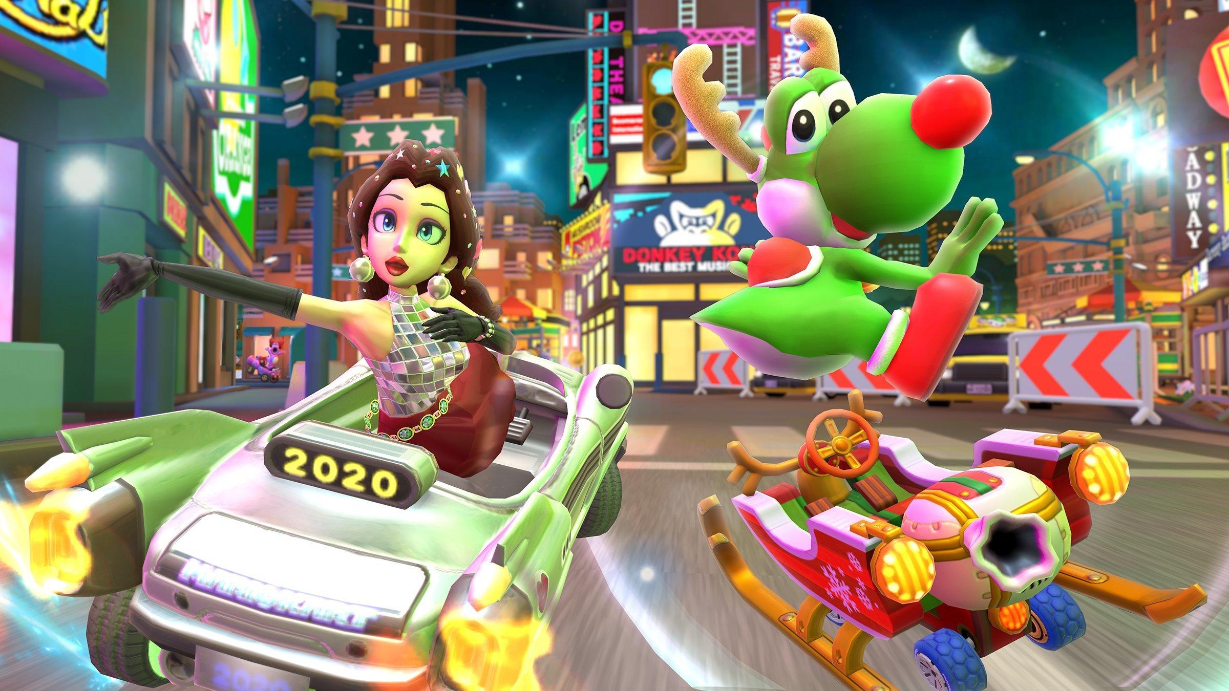 Birdo Joins Mario Kart Tour's Holiday Event As A Playable Character -  Nintendo Life