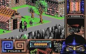 Last Ninja 3 pushes the C64 to its limits!