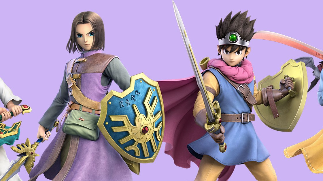 Dragon Quest XI S Developers Weigh In On 'Overpowered' Hero