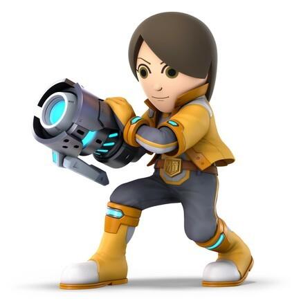 53. Mii Fighter (Gunner)